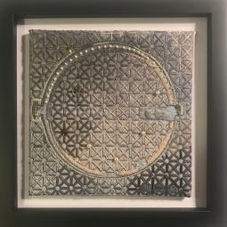 49. Rue Sulzer, Vieux Nice Size: 23 x 23 cm, (9-by-9 inches) Price: 95 Euro / 950 SEK